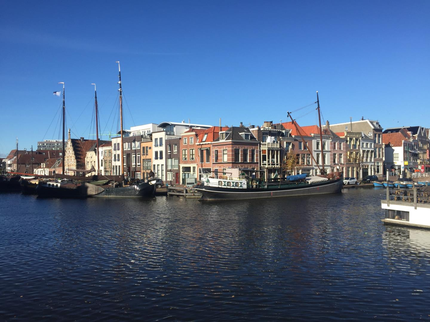 Leiden Netherlands visited by Snelgrove Travel agents