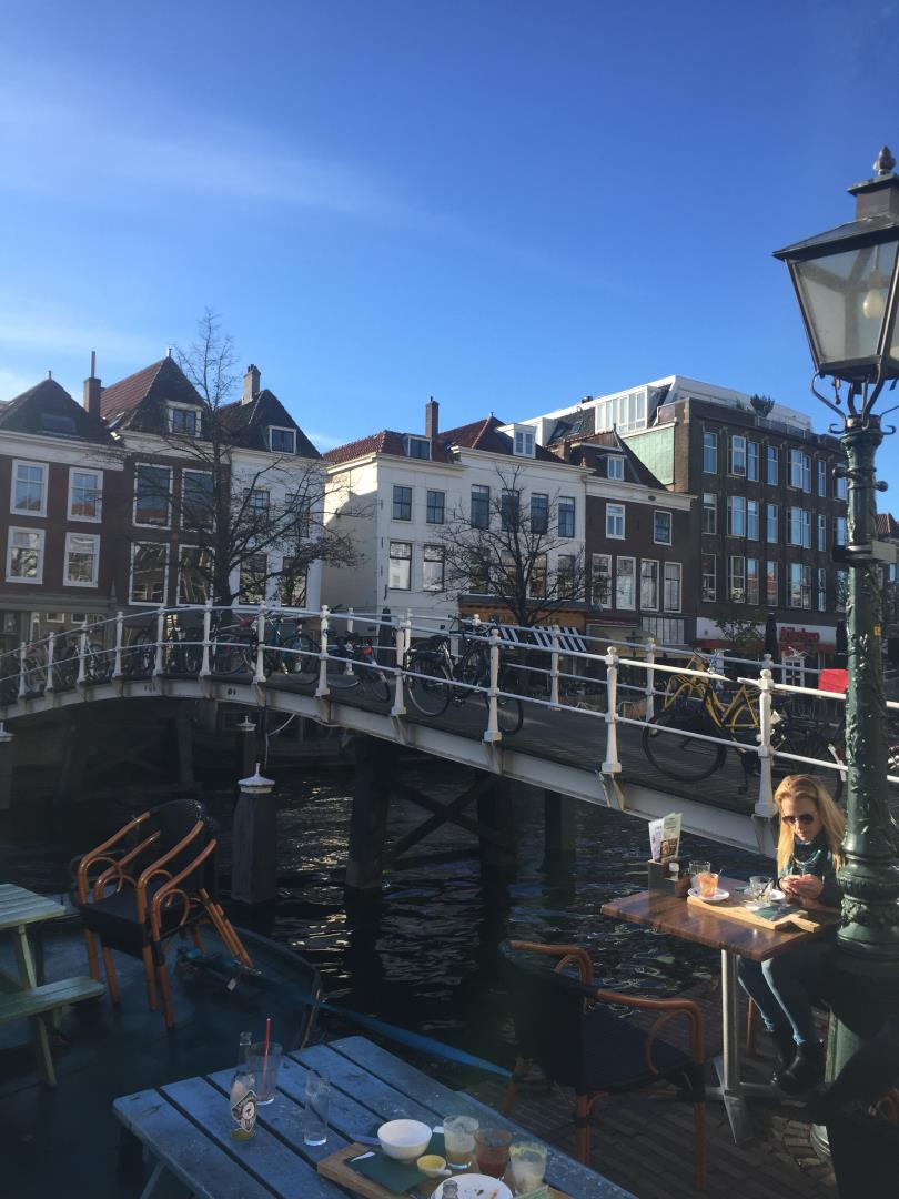 Leiden Netherlands is a magical place. A great vacation spot. Snelgrove Travel agents love it!