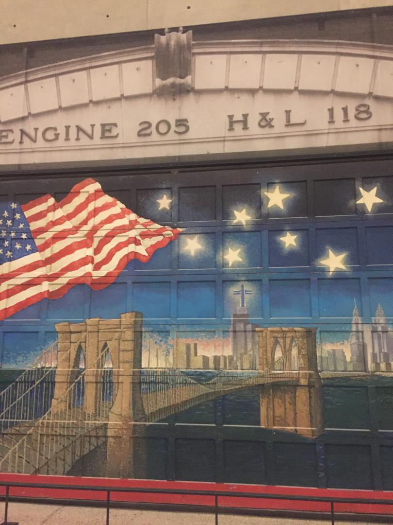 9-11 Memorial in New York visited by Snelgrove Travel