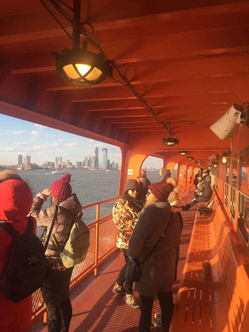 Snelgrove Travel agents from Layton Utah recommends The Staten Island Ferry